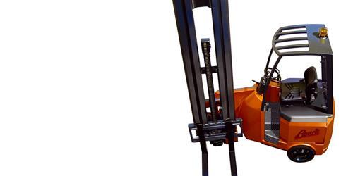 Carretillas de carga lateral