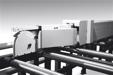 Universal Gripper for material feeding