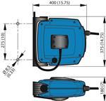 Enrollador de cable C30