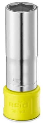 J.HLA - Vasos 38 largos 6 caras métricos - RFID