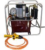 Bomba eléctrica para tensionadores