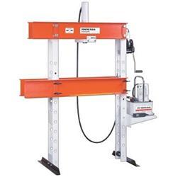 Prensas para taller: prensa de garganta abierta c