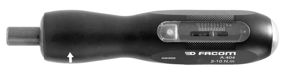 A.400 - Destornillador con Nonius de ajuste PEGAMO