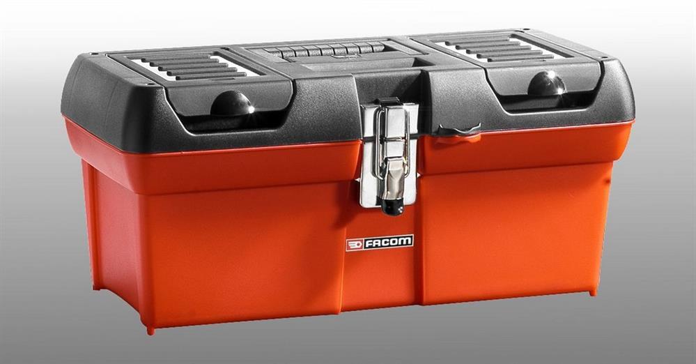 Caja de herramientas TOOL BOX - modelo pequeño 16