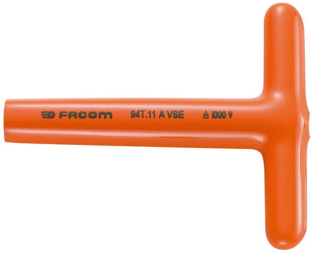 94T-TL.AVSE - Llaves de tubo aisladas 1.000 Volts PEGAMO