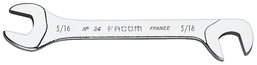 34 - Llaves fijas micromecánicas cabezas inclinada