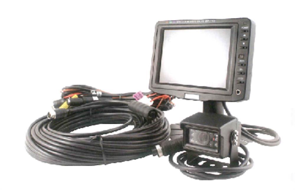 Sistema de video para apiladores PEGAMO