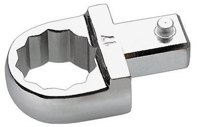 Terminales poligonales - fijación 9 x 12 mm PEGAMO