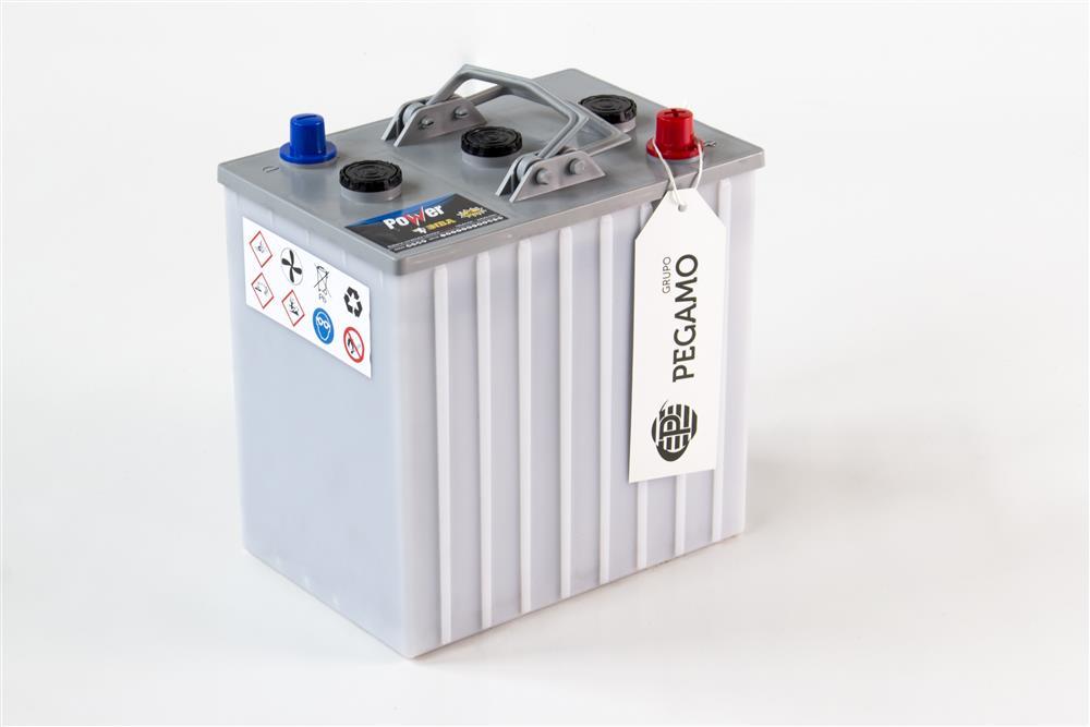 Batería monobloc PEGAMO