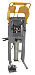 Compresor de muelles neumático alta seguridad PEGAMO