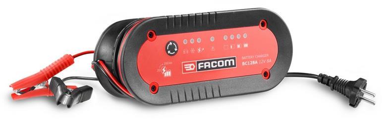 Cargador de baterías rápido para VL, VUL y VP 12 V