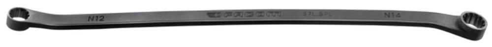 57L.SPL - Llaves poligonales largas contraacodada PEGAMO