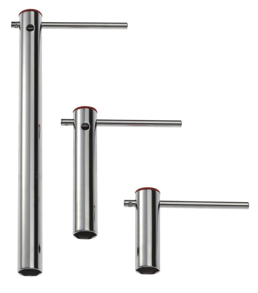 Llaves de tubo para bujías de 16 y 21 mm
