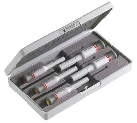 Caja de 5 destornilladores 6 caras macho PEGAMO