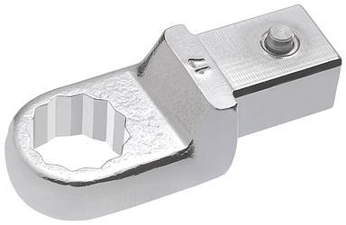Terminales poligonales - fijación 14 x 18 mm PEGAMO