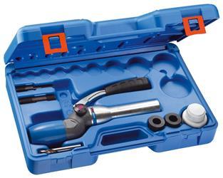 Aparato hidráulico manual 2 posiciones para sacabo