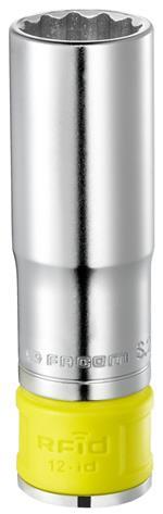 S.LA - Vasos 12 largos 12 caras métricos - RFID