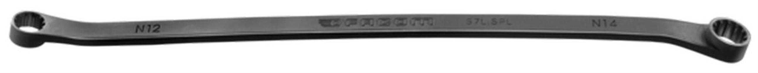 57L.SPL - Llaves poligonales largas contraacodadas