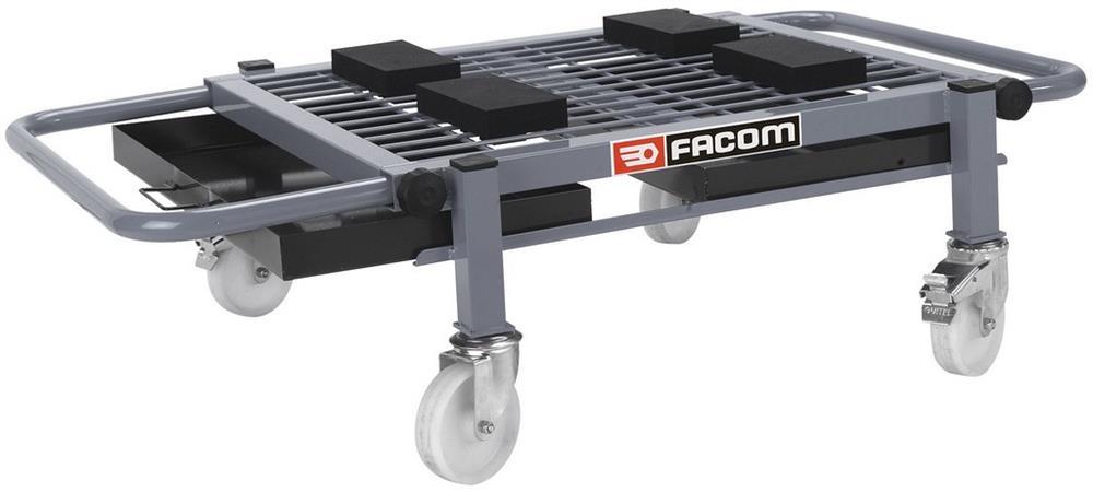 Soporte para conjuntos pesados motor, caja de cam PEGAMO