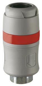 Racor rápido rosca hembra 38 gas BSP