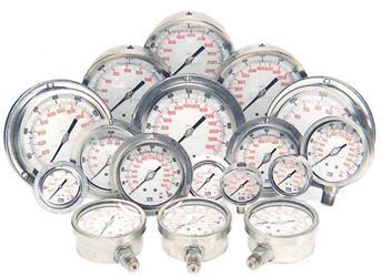 Cejn Manómetros alta presión Manómetros alta p