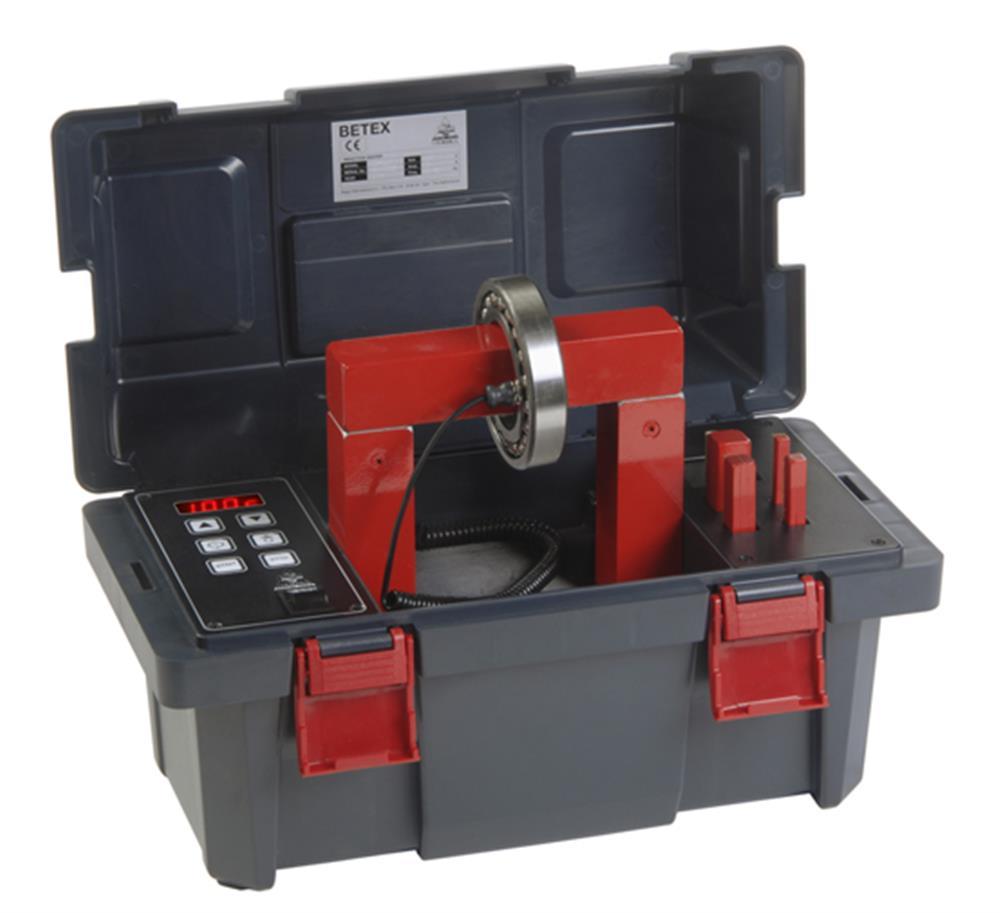 Calentador inducción BETEX 22ELDi para 20Kg