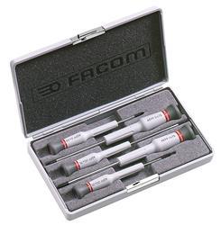 Caja de 5 destornilladores Micro-Tech® Phillips® PEGAMO