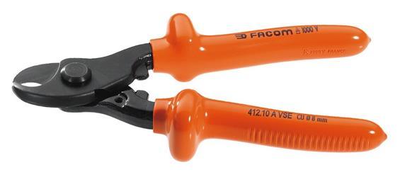 412.AVSE - Cortacables cobre-aluminio aislados 1. PEGAMO