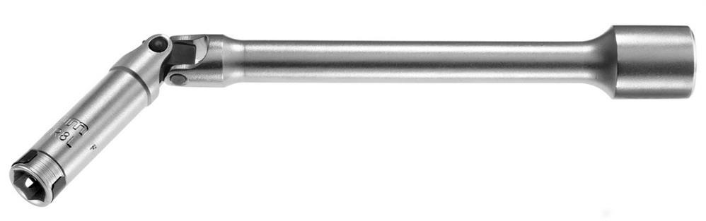 Llaves articuladas cuadrado 38 para bujías de prec