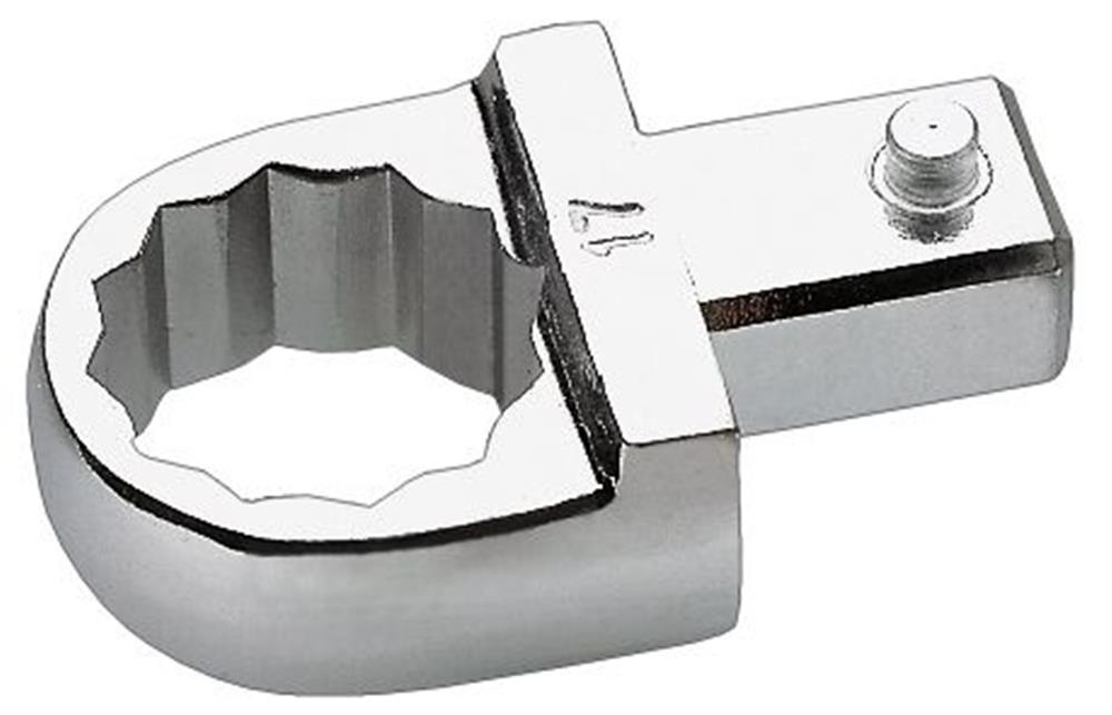 Terminales poligonales - fijación 9 x 12 mm