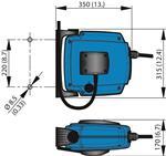 Enrollador de manguera H20