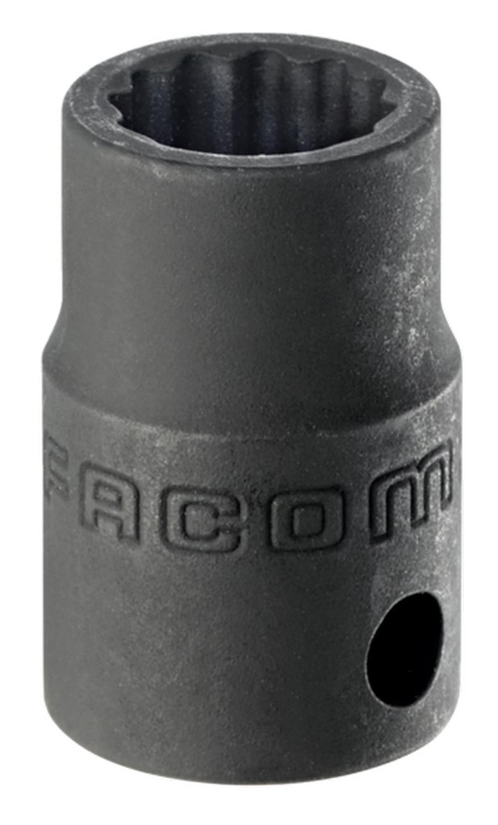 """NJB - Vasos impacto 38"""" 12 caras en pulgadas"""