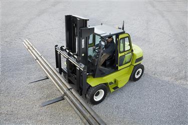 CLARK CLARK Carretillas Diesel | C60-80 GEN