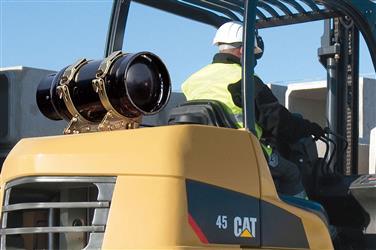 CAT CAT Carretillas Gas   GP40-55N