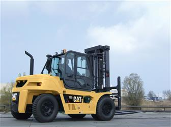 CAT CAT Carretillas Diesel | DP100-160N