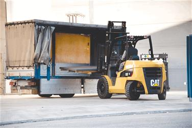 CAT CAT Carretillas Diesel | DP40-55NB