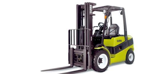 CLARK CLARK Carretillas Diesel | C20-35D