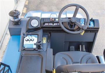 ISAL ISAL Barredoras conductor sentado | 160