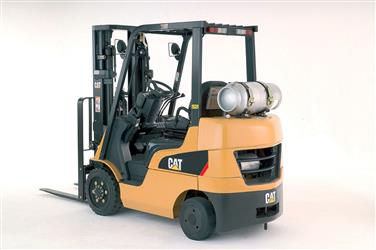 CAT CAT Carretillas Gas | GC20-33N