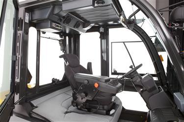 UNICARRIERS UNICARRIERS Carretillas elevadoras diesel - GLP | GX
