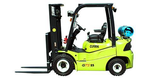 CLARK CLARK Carretillas Gas | GTS20-33L