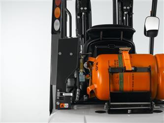 UNICARRIERS UNICARRIERS Carretillas elevadoras diesel - GLP | DX