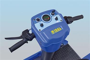 ISAL ISAL Barredoras conductor sentado | PB 106