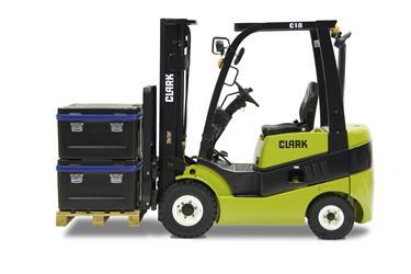 CLARK CLARK Carretillas Diesel | C15-20s