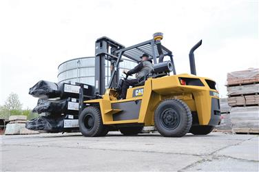 CAT CAT Carretillas Diesel | DP70N