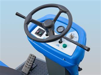 ISAL ISAL Barredoras conductor sentado | PB 111