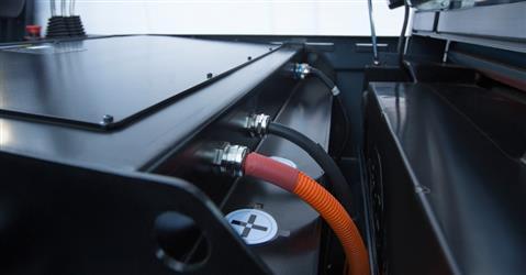BYD BYD Carretillas Elevadoras 4 ruedas | ECB20