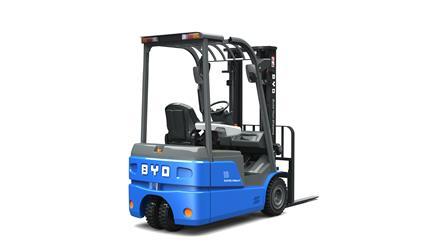 BYD BYD Carretillas Elevadoras 3 ruedas | ECB18