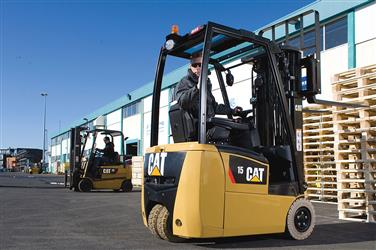 CAT CAT Carretillas Eléctricas | EP13-20(C)PN(T)