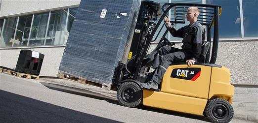 CAT CAT Carretillas Eléctricas | EP14-20A(C)N(T)
